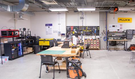 HWI w 3Dprinters & Fluke sign